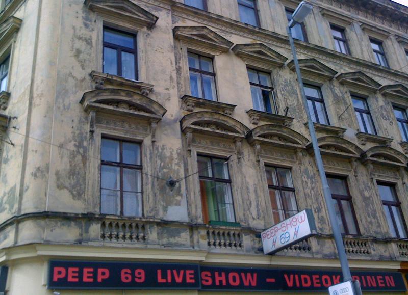 Vienna Peep Show | vanilleblau