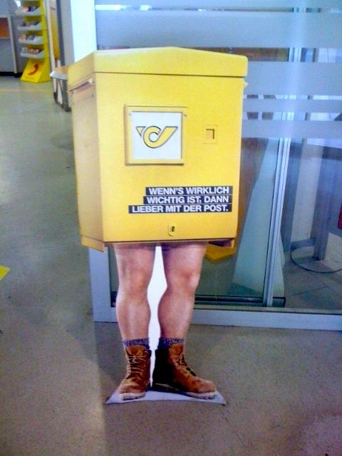Postkasten post