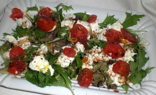 tomatenmozarellasalat