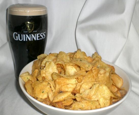 Chips & Guinness