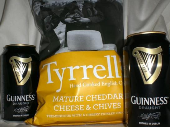 Guinness & Chips