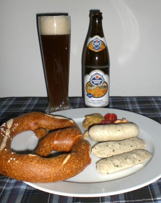 weisswurst & brezn