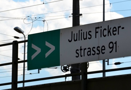 Julius Ficker Strasse